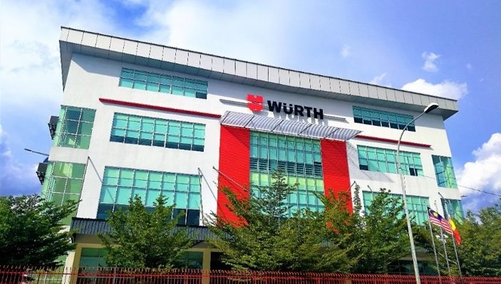 Asia-Pacific | Würth Logistics
